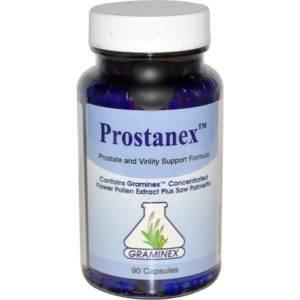 БАД от простатита Graminex, Prostanex
