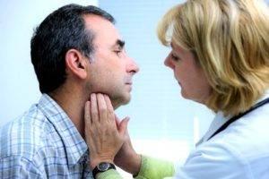 При токсическом зобе прием иммуномодуляторов противопоказан