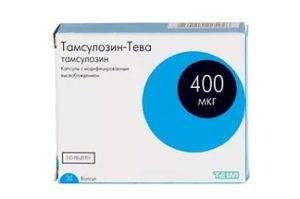 Препарат Тамсулозин
