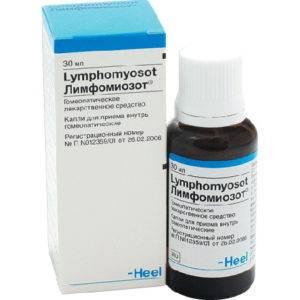 Препарат Лимфомиозот