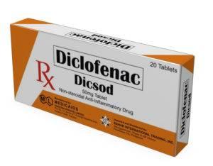 Не имеет смысла проводить лечение Омником при одновременном назначении Диклофенака