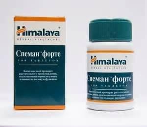 Медикаментозная терапия включает в себя препарат Спеман-форте