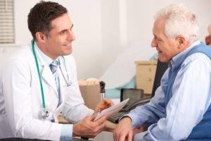 Посещение врача-уролога