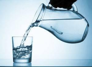 Потребление большого количества жидкости