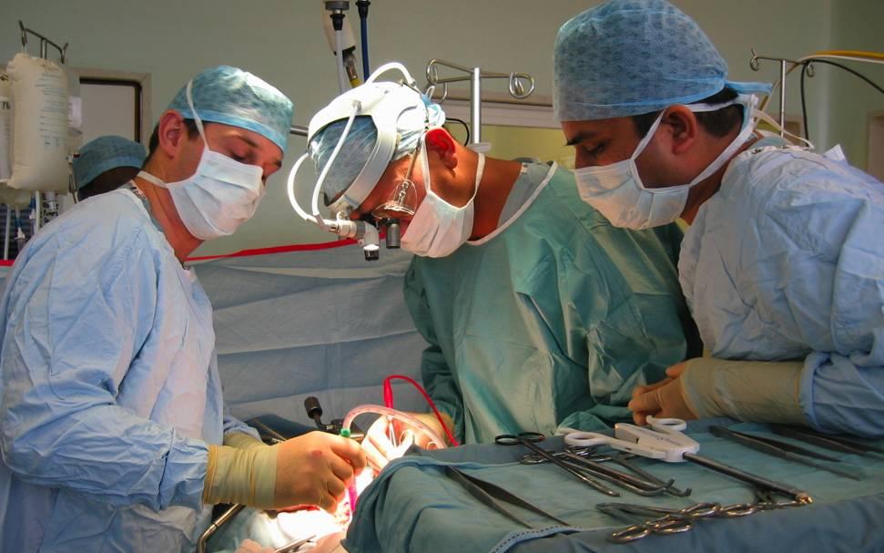 Операции при гипертрофии предстательной железы