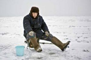 Заболевания простаты очень часто встречаются у мужчин, которые предпочитают зимнюю рыбалку.