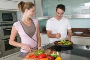 Здоровая пища полезна всем