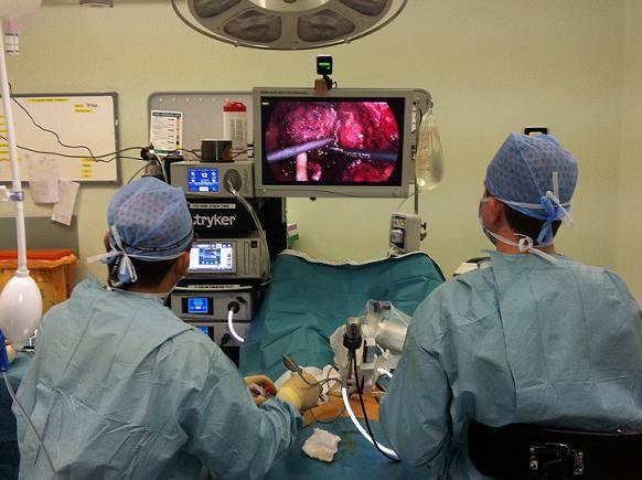 Операция на аденому простаты в гкб 57