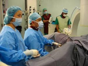 На стадии декомпенсации лечение аденомы простаты только хирургическое, так как иначе вероятен летальный исход