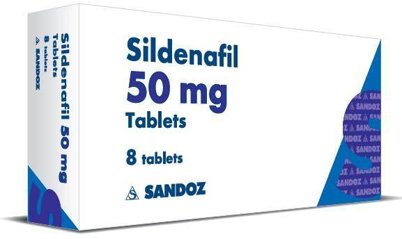 силденафил sandoz
