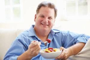 Соблюдение диеты необходимо в реабилитационный период