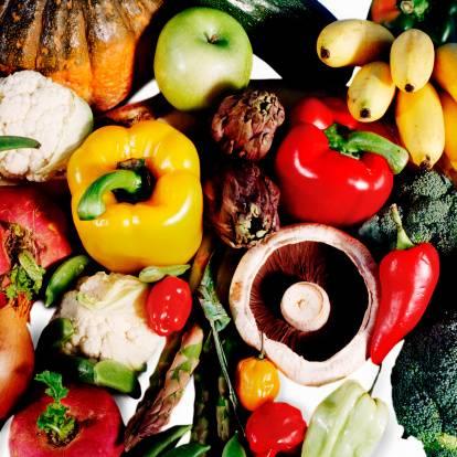 Фрукты овощи для повышения потенции