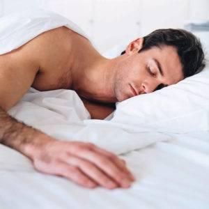 Набухание пениса в утреннее время происходит за счёт выработки тестостерона