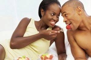 Афродизиаки в продуктах для мужчин