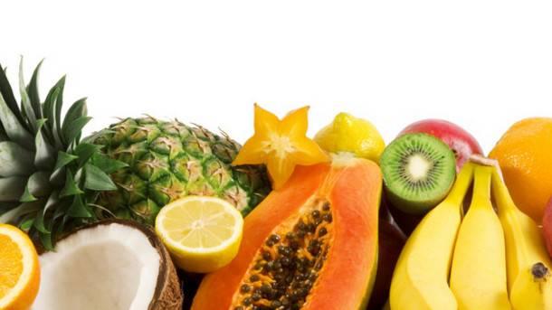 Овоши и фрукты для улучшения сексуальности полового органа мужчины