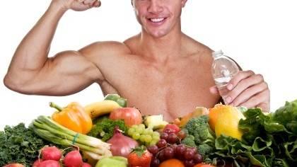 диета для улучшения эректильной функции