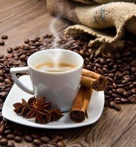 Употребление кофе совместно с настойкой запрещено