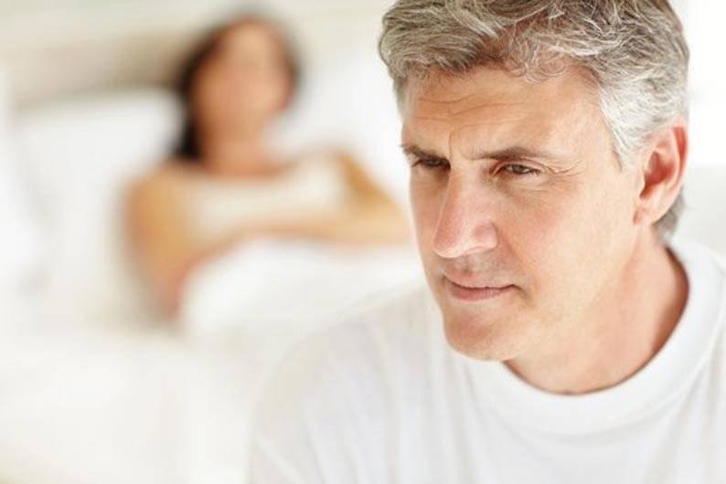 Отсутствие оргазма и эякуляции