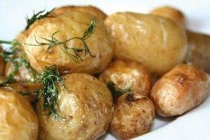 При злоупотреблении картофеля ухудшается либидо