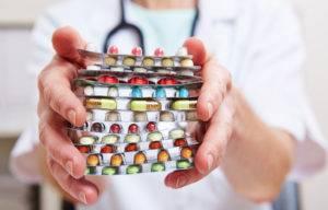 Назначение гормональных препаратов