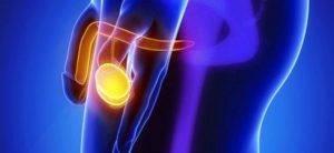 Травма яичек у мужчин