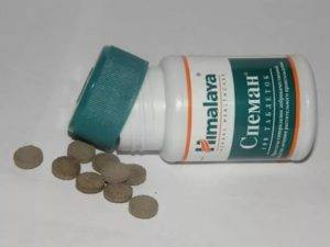 Таблетки Спеман