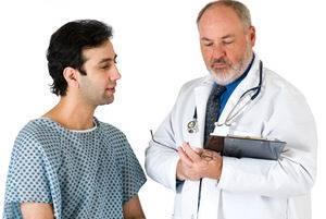 Лапароскопия при варикоцеле