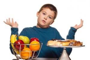 Избыточный вес у ребенка