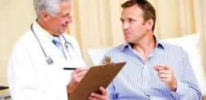 Хронический везикулит у мужчин