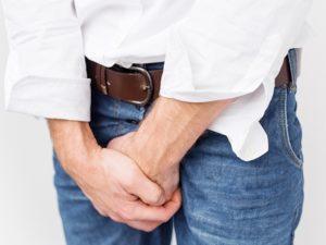 Недержание мочи у мужчин пожилого возраста