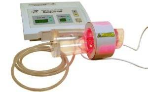 Лазерно-магнитная терапия