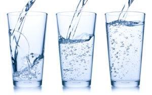Больше пить воды