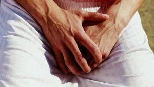 Боли в яичках у мужчин