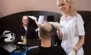 Как избавиться от выпадения волос
