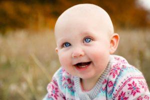 Причины выпадения волос у ребенка