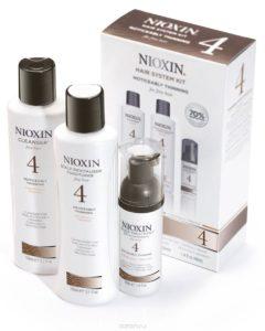 Усилитель роста волос Nioxin