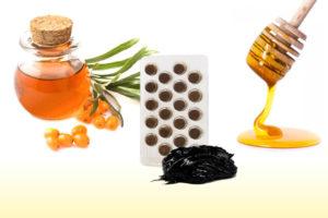 Таблетки Мумие для волос